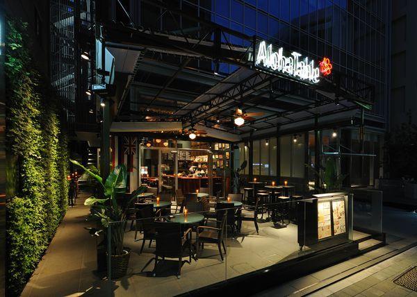 ALOHA TABLE Hawaiian Bar 赤坂