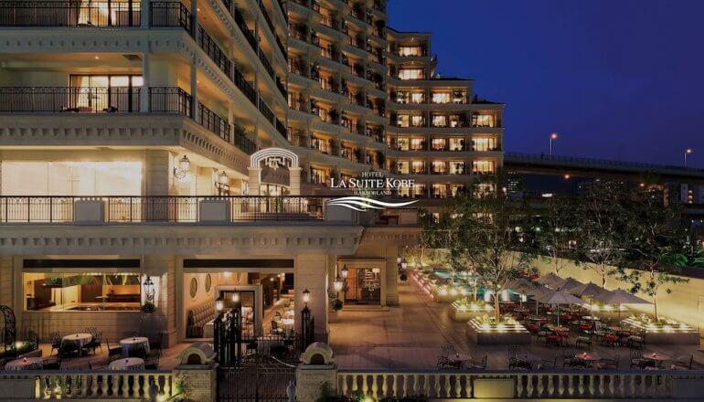 ホテル_ラ・スイート神戸ハーバーランド