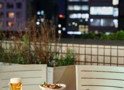 新横浜プリンスホテル 新横BBQビアテラス