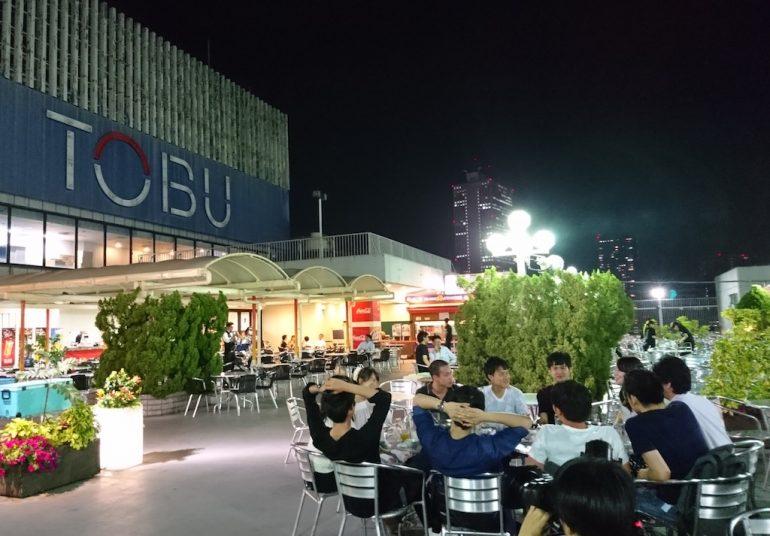 東武池袋「炎のプルコギ伝説」